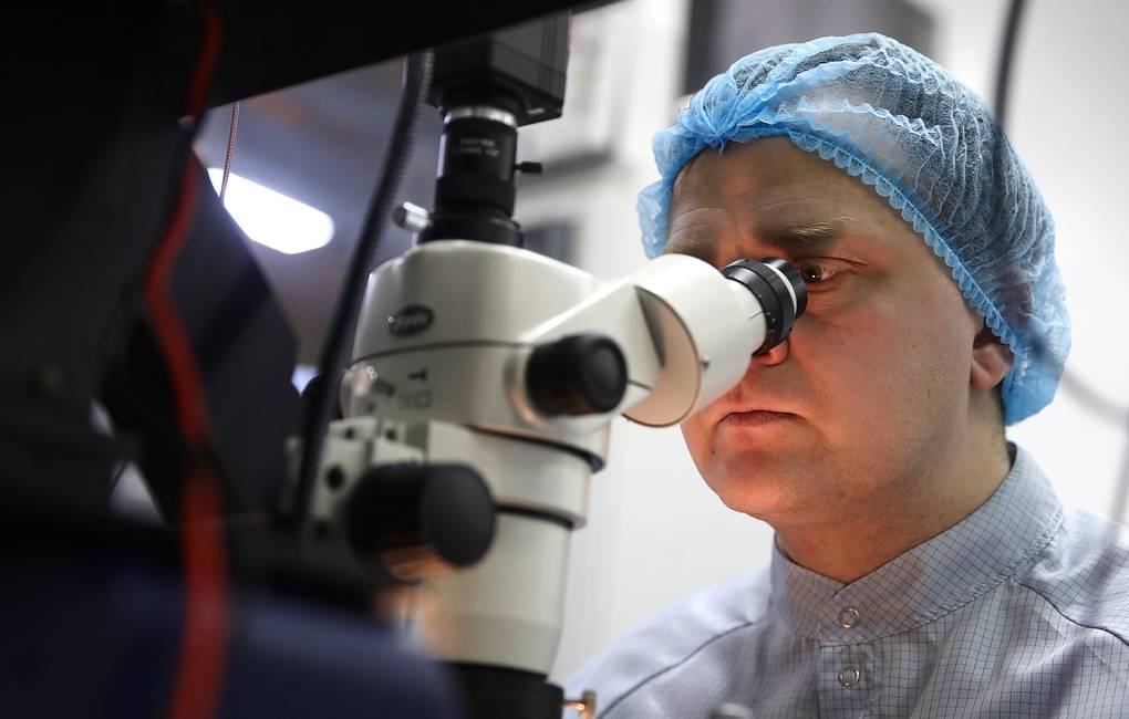 Российские ученые готовы представить уникальную терапию рака
