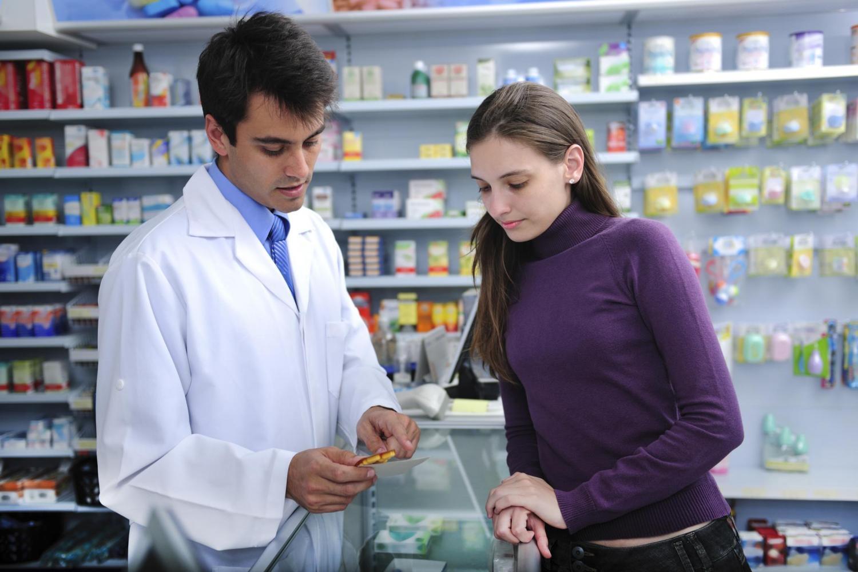 Что спрашивают у аптекаря?