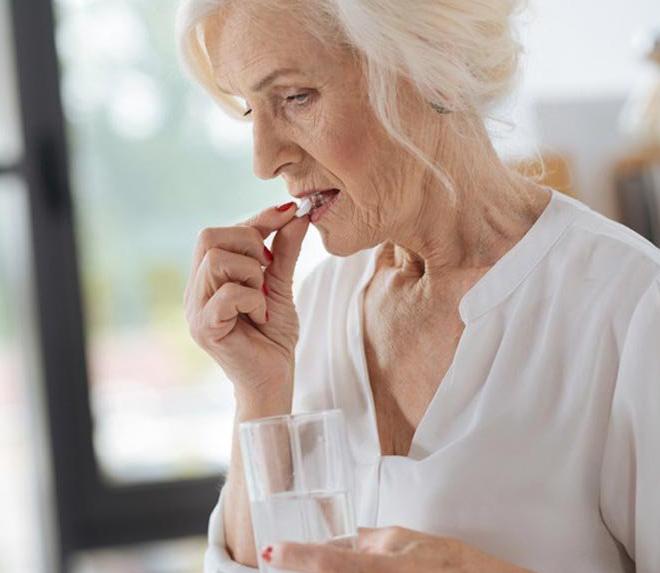 Аспирин может быть причиной прогрессирования рака у пожилых людей
