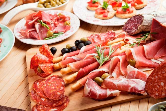 Самые вредные вещества в продуктах питания, которые могут вызывать рак
