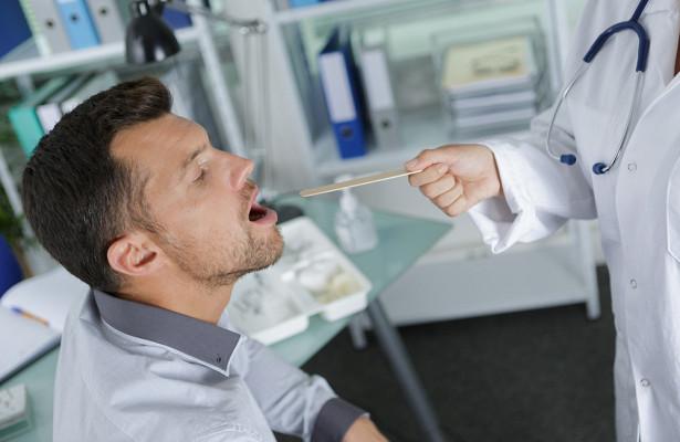 Названы причины развития рака языка