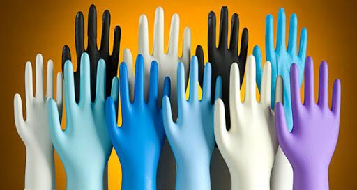 Боль медиков — Большой расход медицинских перчаток в работе современного врача