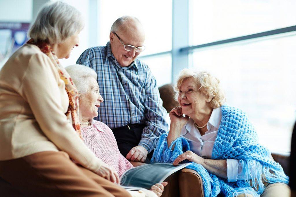 Что учитывать при выборе частного пансионата для пожилого человека