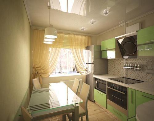 Недорогой ремонт кухни в квартире