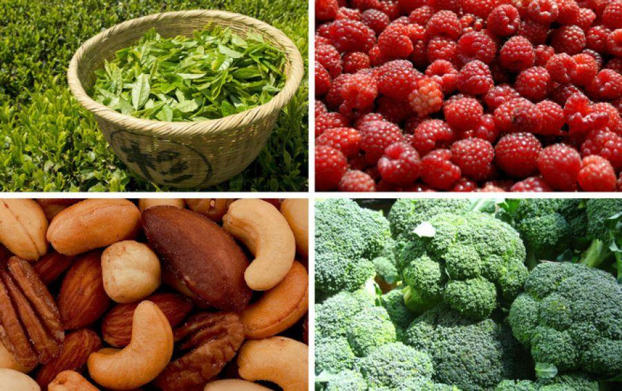 ТОП-10 доступных продуктов для предотвращения рака