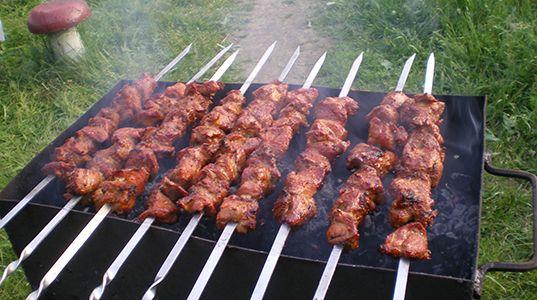 Дым от мяса, приготовленного на углях, способен вызвать рак